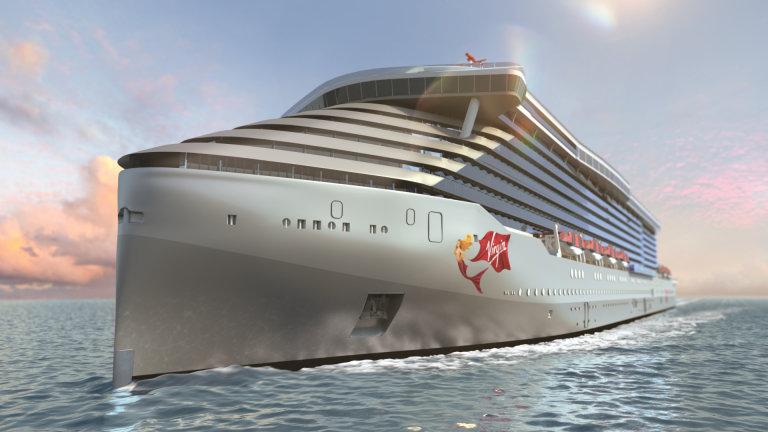 Virgin Voyages, Richard Branson, Travel, Cruise