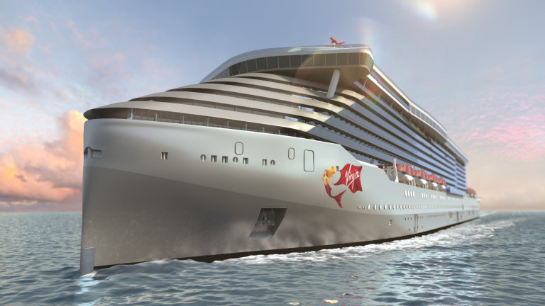 Virgin Voyages, Richard Branson, Travel, Cruise