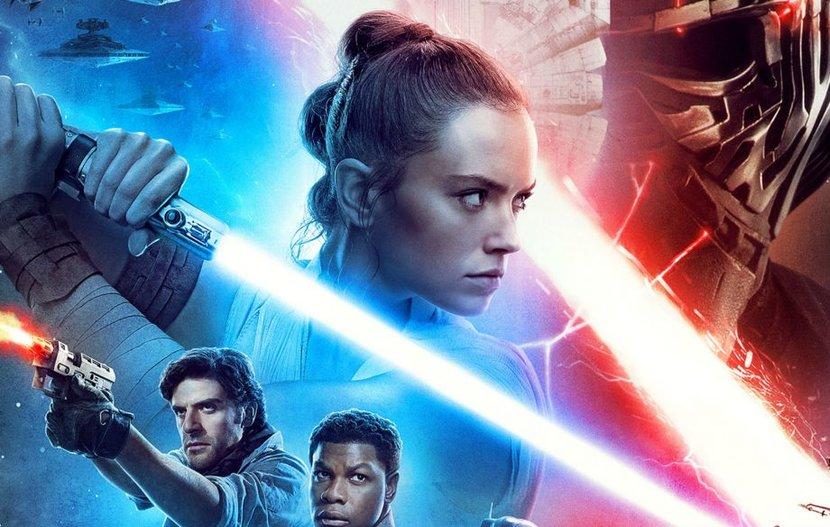 Star wars, Rise of Skywalker, Cinema