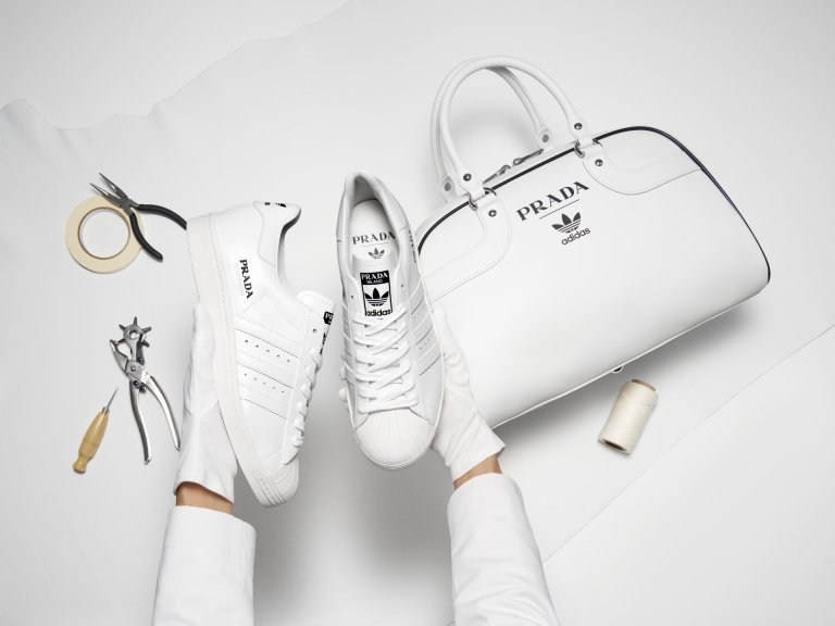 Prada, Adidas, Prada x Adidas, Collaborations, Style, Accessories