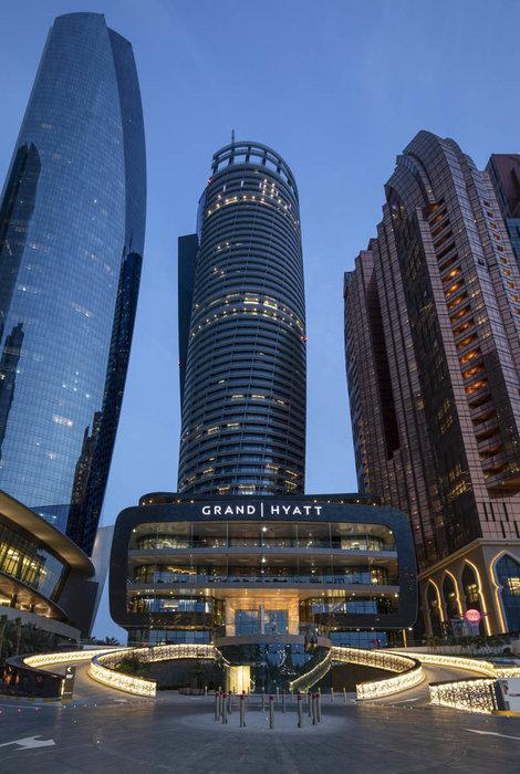 Grand Hyatt Abu Dhabi, Hotel Review, Grand Hyatt