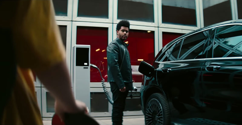 The Weeknd, Mercedes-Benz, Cars, Music