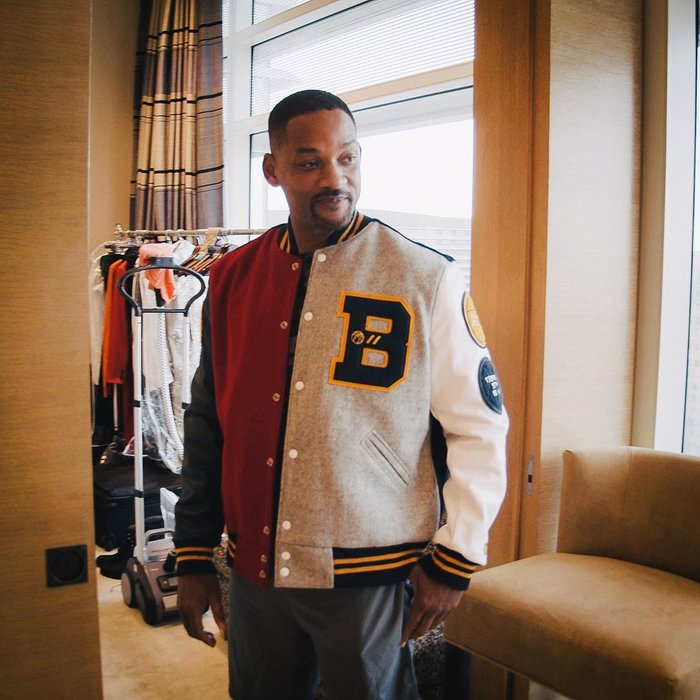 Will Smith, Bel-Air Academy, Celebrity Style