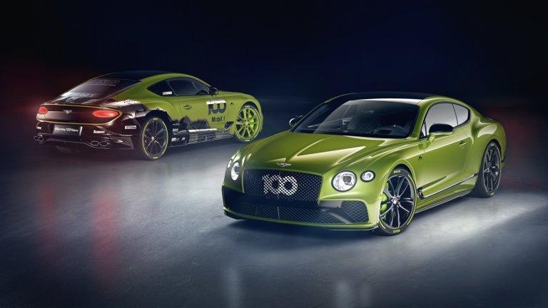 Bentley, Continental GT, Cars, Motors