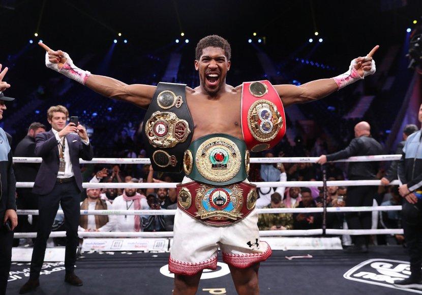 Anthony Joshua, Tyson fury, Boxing