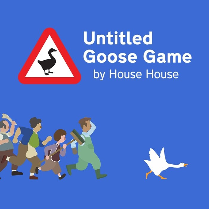 Untitled Goose Game, Videogames