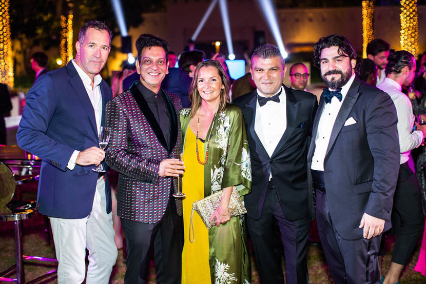 Esquire Awards 2019Esquire Awards 2019  Dubai United Arab Emirates 12112019Photo by Jes LuisseJes LuisseITP Images