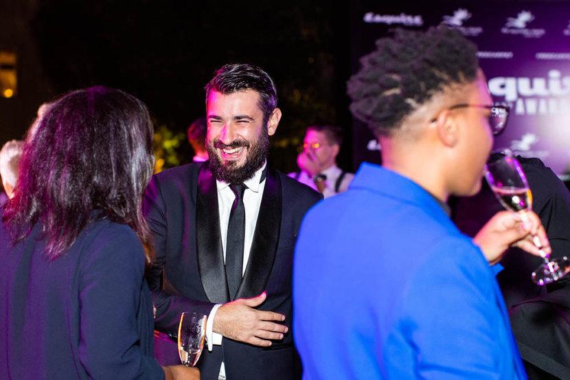 Esquire Awards 2019Esquire Awards 2019  Dubai United Arab Emirates 12112019Photo by Jes LuisseJes LuisseITP Images