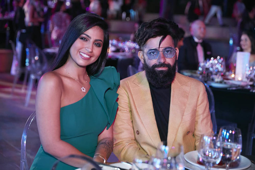 _ Esquire Awards _ ESQ_Dubai United Arab Emirates October 2 2019 Photo by Mohammad Adel RashidITP Images