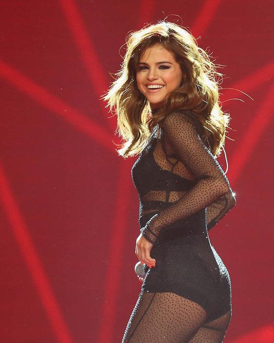 Selena Gomez, News, Ed sheeran