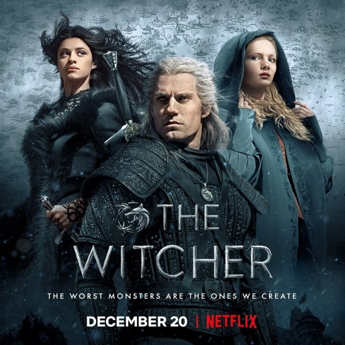Henry Cavill, The Witcher, Netflix, Videogames