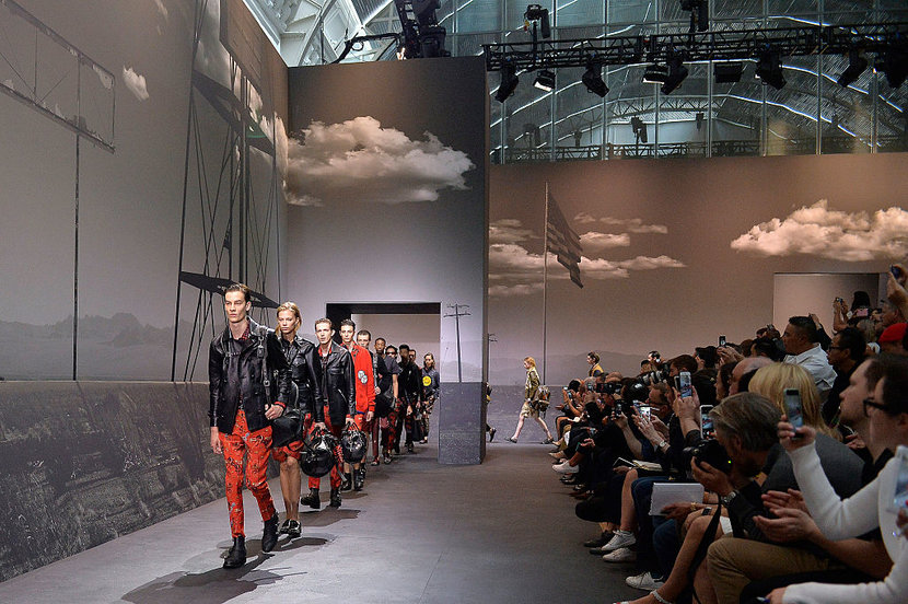 Young Designers Dominated At London Fashion Week Esquire Middle East