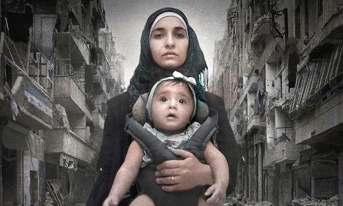 Syria, Alwppo, For Sama, BAFTA 2020, BAFTA 2020documentary
