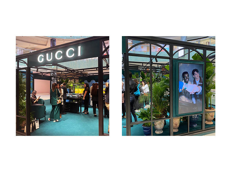 Gucci, Gucci Grip, Watches, Dubai Mall
