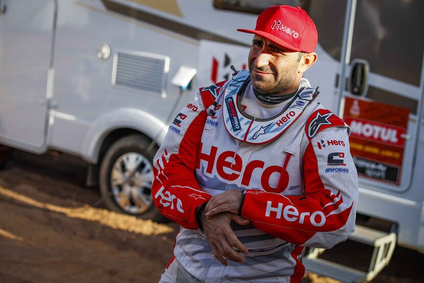 Dakar Rally, Paulo Gonçalves, Portugal