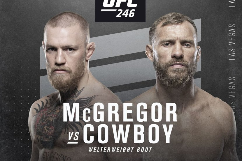 Conor McGregor, Donald Cerrone, UFC, UFC fight night