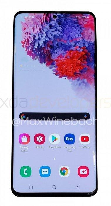 Samsung, Galaxy S20, Smartphones, Android