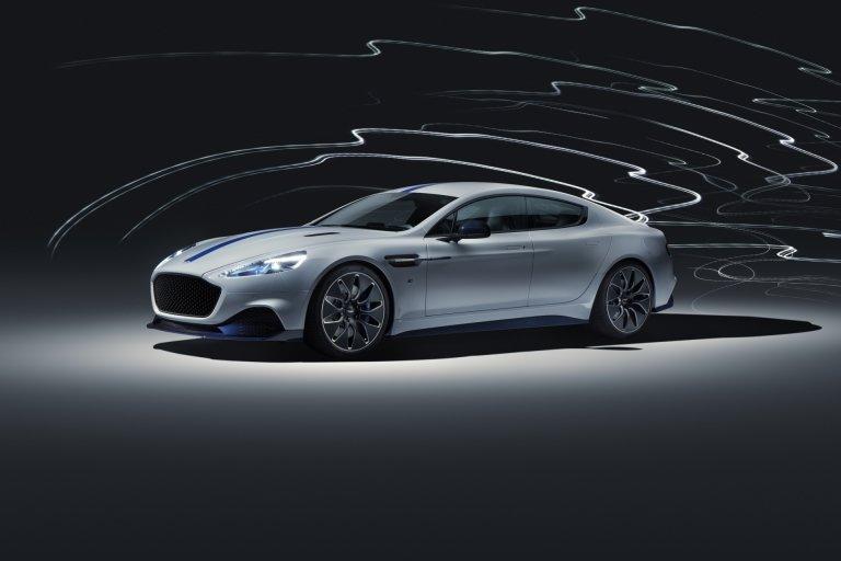 Aston Martin, Rapide E, Cars