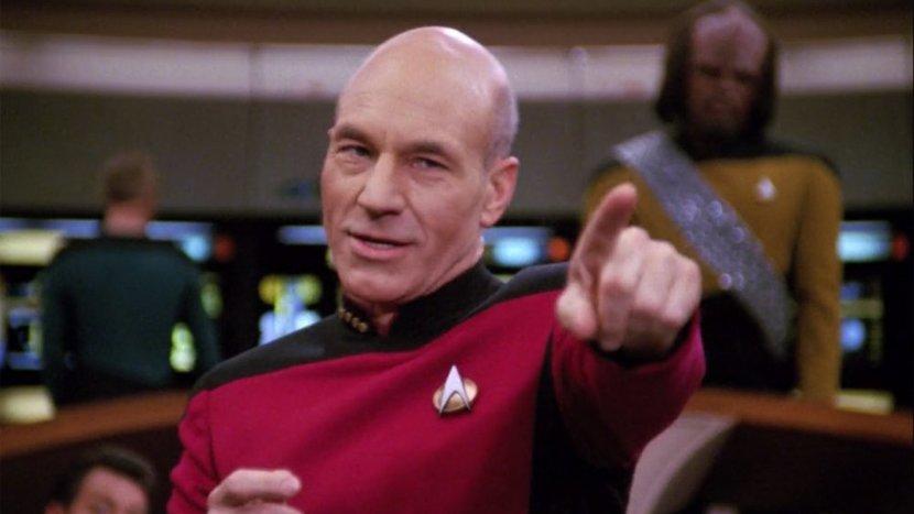 Star trek, Captain Picard, Patrick Stewart, Star Trek: Picard, TV