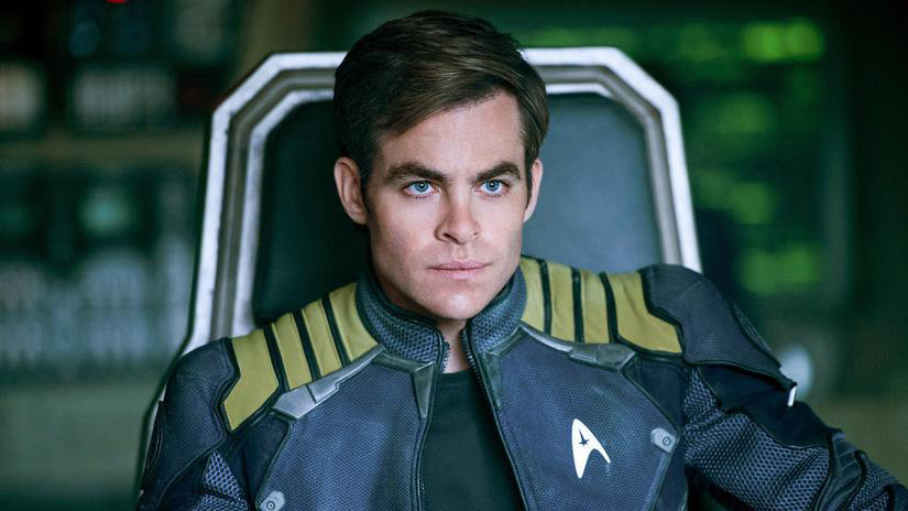 Star trek, Chris Pine, JJ Abrams