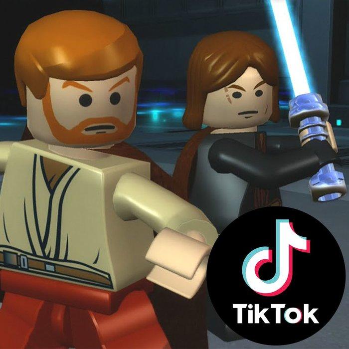 Lego: Star Wars, Tiktok, Videogames, Gaming