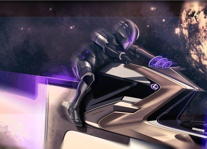 Lexus, Zero Gravity