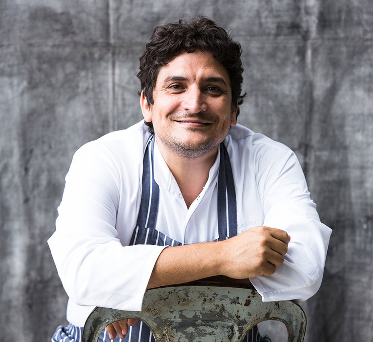 Mirazur, Celebrities, The One & Only Royal Mirage, Restaurants, Food, Mauro Colagreco