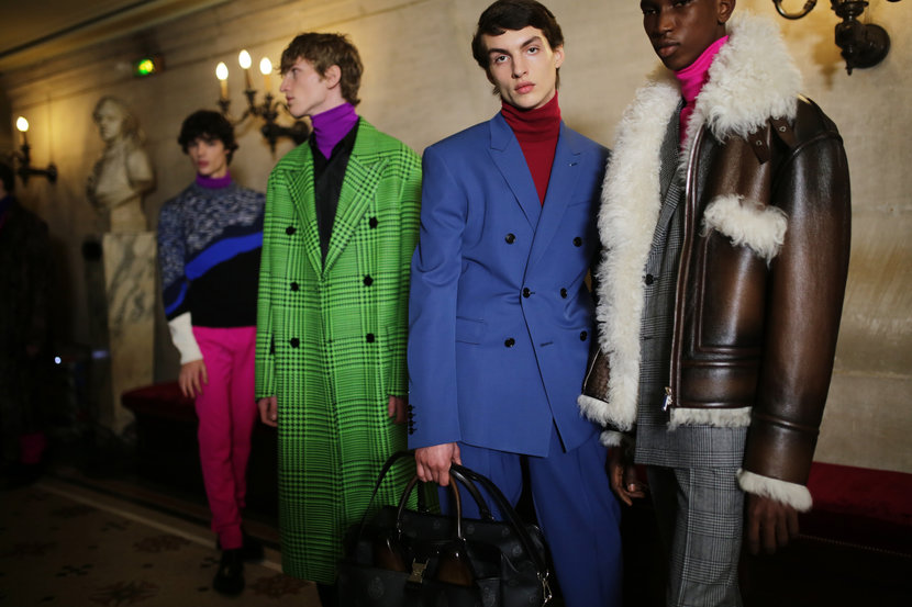 Berluti, Paris Fashion Week, Fall/winter 2020, Leather, Style, Fashion