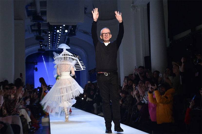 Jean Paul Gaultier, Gaultier, Paris Fashion Week