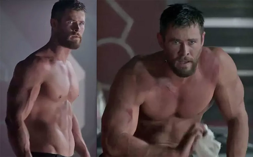 Chris Hemsworth, Limitless, Documentary, Health