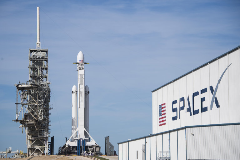 Space X, SpaceX, Elon musk