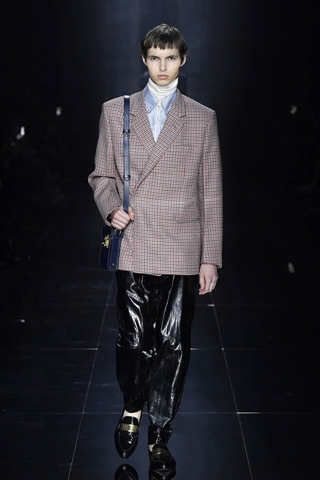 Dunhill, Autumn/winter 2020, Fashion week