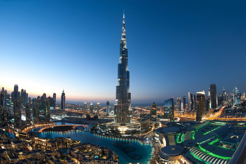 gorgeous image of dubai cityscape after sunset please also check the other brilliant collections below