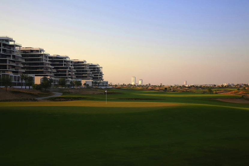Damac, Golf Courses, Contributors