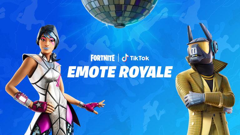 Tiktok, Fortnite, Dance, Social Media, Videogames