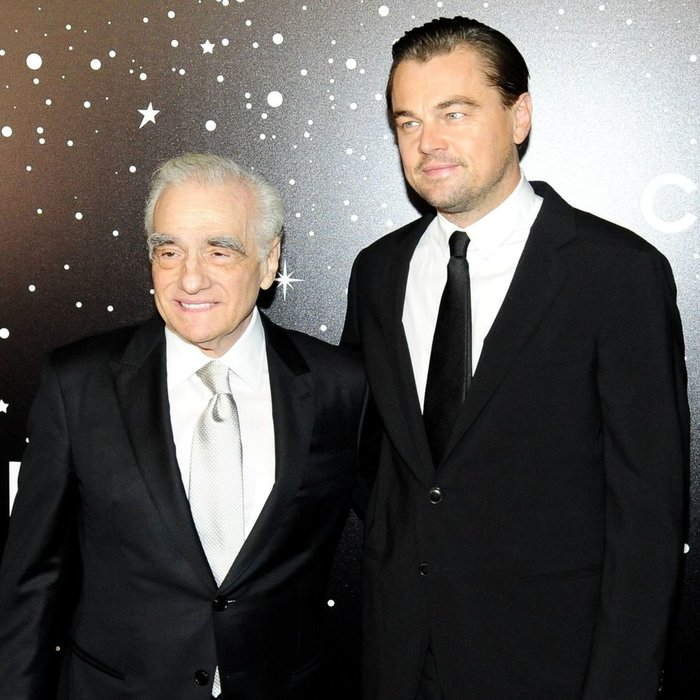 Martin Scorsese, Robert De Niro, Killers of the Flower Moon, Leonardo Di Caprio