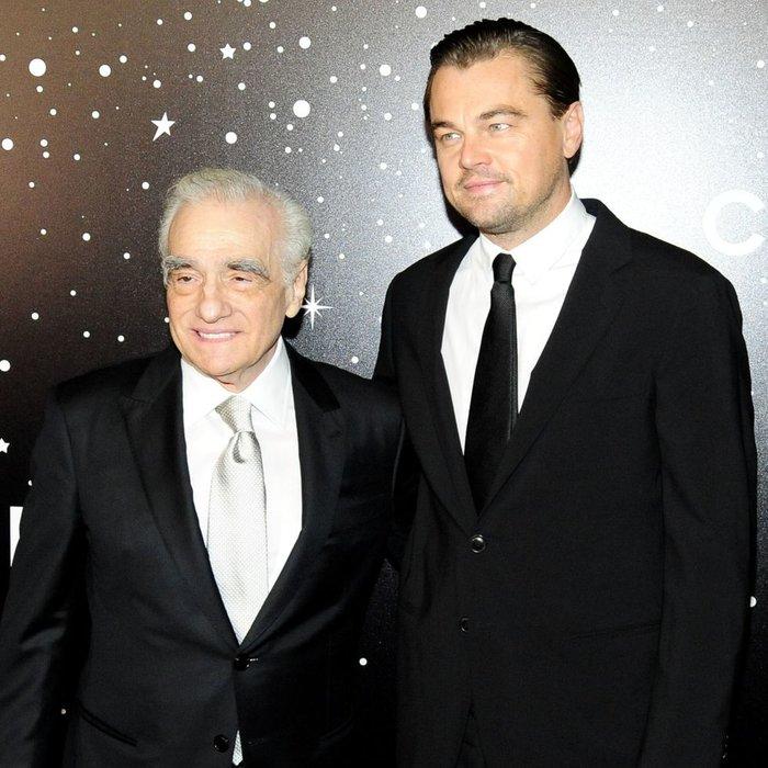 Martin Scorsese, Robert De Niro, Killers of the Flower Moon, Leonardo Di Caprio