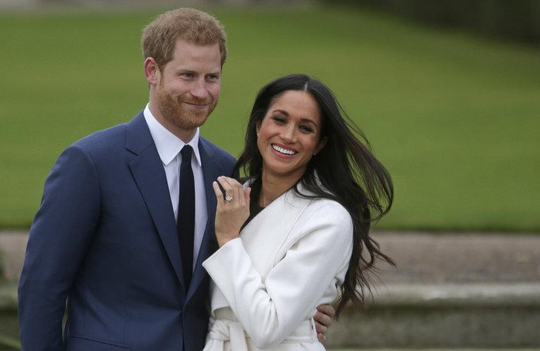 The Prince, The Royal Family, Prince Harry, Meghan Markle