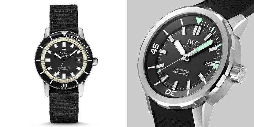 Watches, Dive Watches, Ball, Bell & Ross, Breitling, Bremont, Doxa, Favre-Leuba, IWC, Longines, Nomos-Glashutte, Omega, Oris, Panerai, Rado, Seiko, Sinn, Tag-Heuer, Tudor, Unimatic