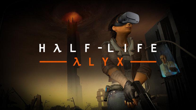 Half-Life, Half-Life 2, Half-Life: Alyx, Valve, Steam, Videogames