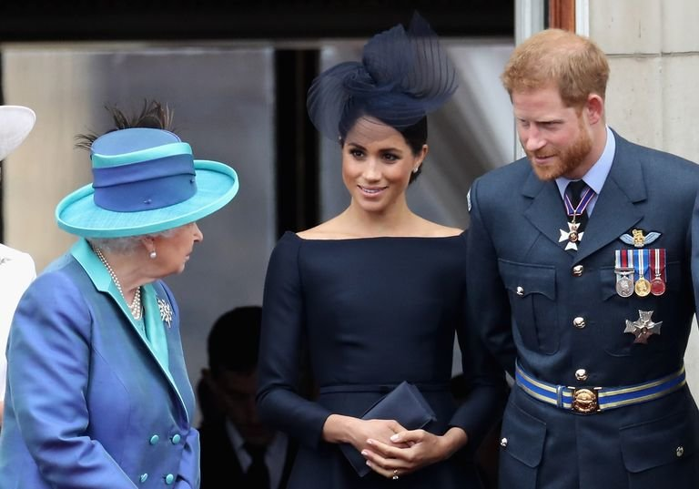 The Royal Family, UK, Prince Harry, Meghan Markle