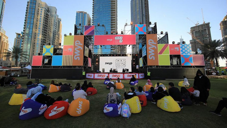 Fortnite, Swyp Motb, Dubai Shopping Festival, ITP Live