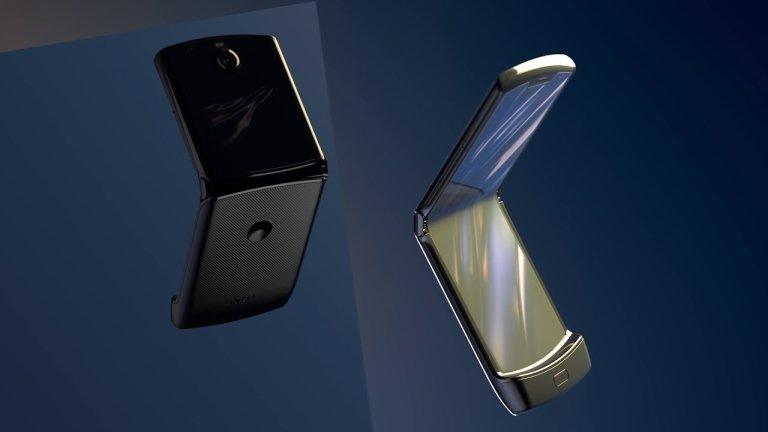 Motorla, Razr, Smartphone, Foldable phone, Samsung