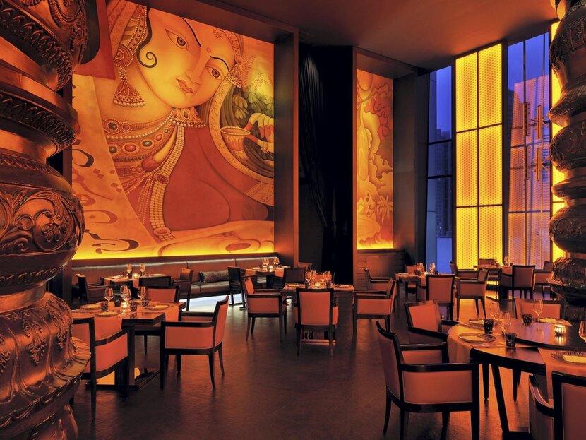 Masala Library, Jiggs Kalra, 50 best restaurants, Best restaurants, Indian restaurants