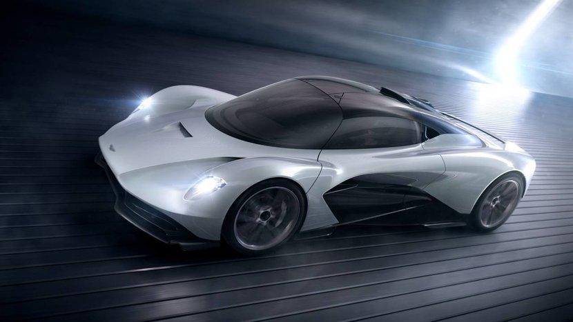 Aston Martin, Aston Martin Valhalla