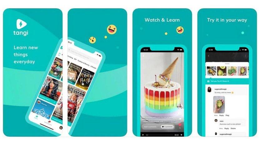 Tangi, Google, Tiktok, Social Media