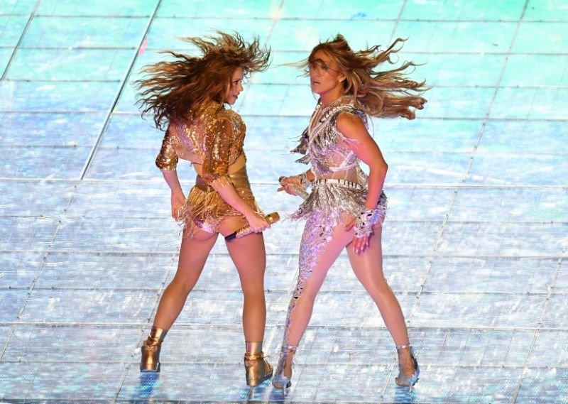 Super Bowl 2020, Super bowl, Jennifer Lopez, Shakira