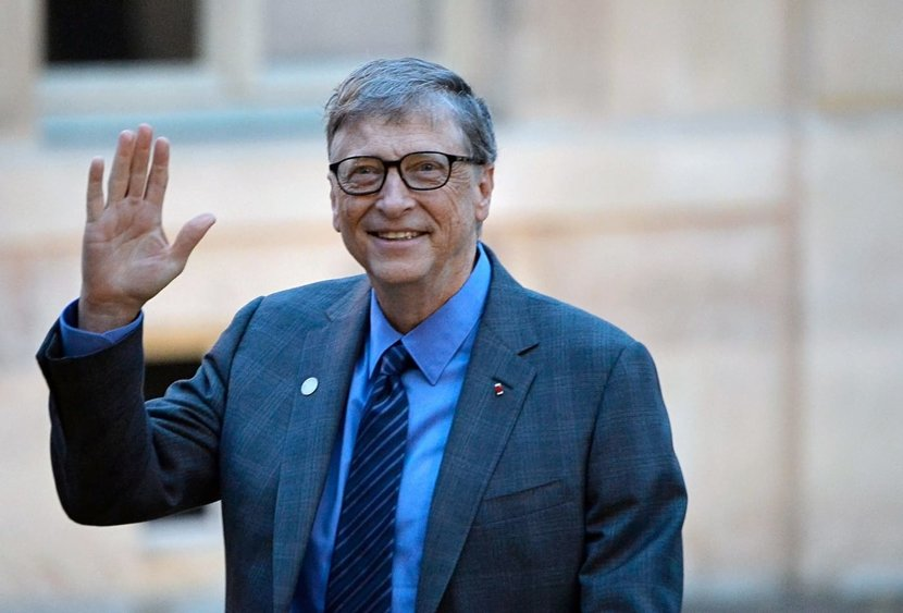 Bill Gates, Bill and Melinda Gates Foundation