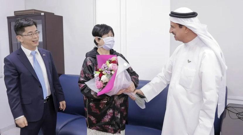 Coronavirus, UAE, Cured