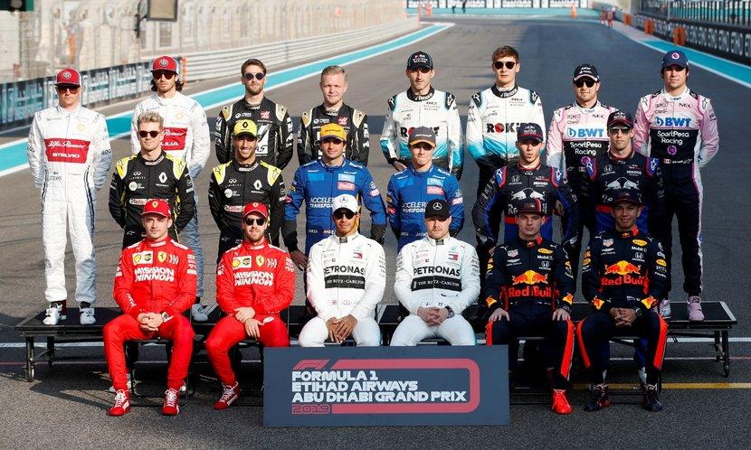 F1, F1 2020, Formula One